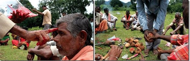 Ghar Wapsi Project :1,200 Christians return back home to Hinduism