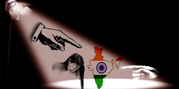 Why this focus on 'rapes in India' by world media?