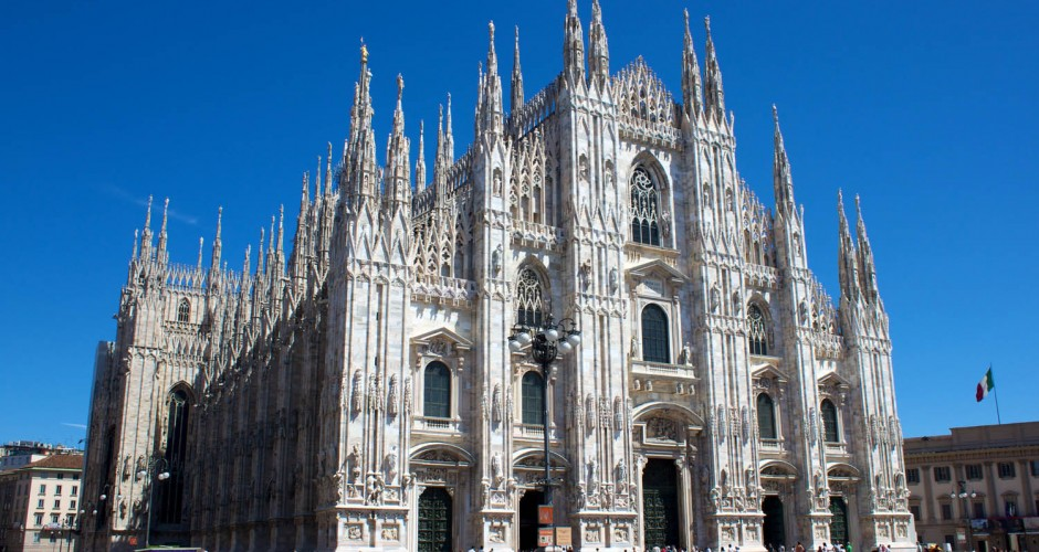 Pagan temple remains unearthed under Milan Cathedral