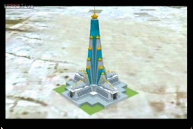 ISKCON to build world's tallest temple at Mathura from today