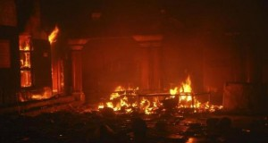 Sindhi Hindus Burning Under Blames and Flames of Blasphemy