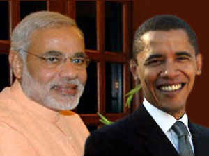 Obama quietly reverses Hillary's 'get Modi' policy