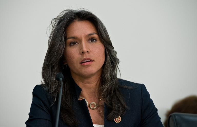 "Rep. Tulsi Gabbard Questions ""Hidden Agenda"" At Hearing On India"