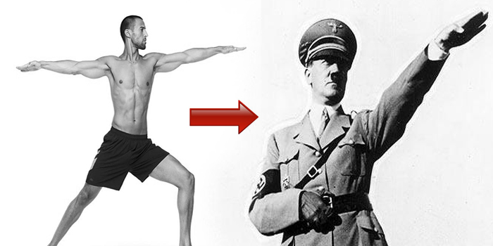 Christian Right-Wing Warns Yoga Is Turning U.S. Into Nazi Germany