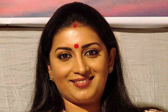 HRD Minister Smriti Irani wants ancient texts in education