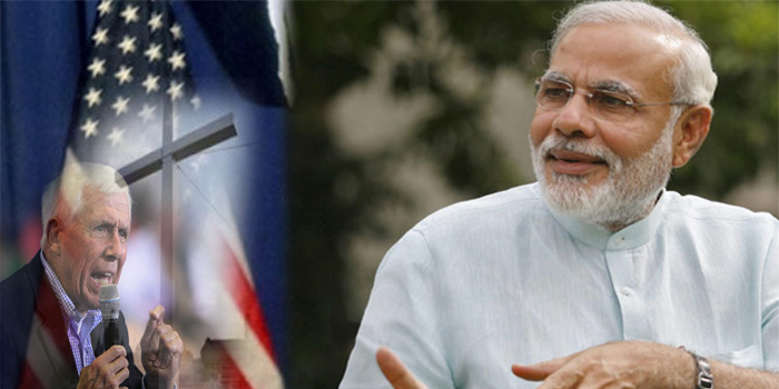 Modi's US Visa Ban : Who was behind it ?
