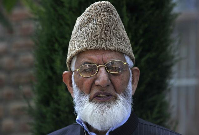 """Won't allow special havens for Pandits"" Syed Ali Shah Geelani"
