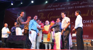Modi Speech Galvanizes Sindhis Around the World