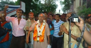 Interview with Tapan Ghosh founder and head of Hindu Samhati