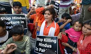 Pak Hindus refuse to return, cite harassment
