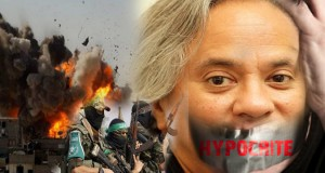 Has Anish Kapoor lost his voice on Communalism in Gaza?