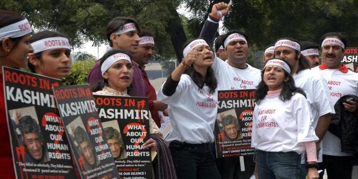 Government will give resources to resettle Kashmiri Pandits in Valley, says Arun Jaitley