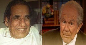 The Sita Ram Goel and Pat Robertson Encounter
