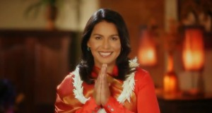 Tulsi Gabbard's 2014 Janmastami Video Message