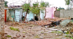 Last among equals?: Hindus in Gracey Lines face eviction, razing of temple
