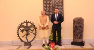 Australian PM returns 11th century stolen Hindu deities to Modi