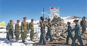 India ignores border, while China populates it