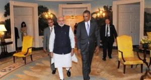 Narendra Modi and Barack Obama : A New Vision for Both India and World Hinduism