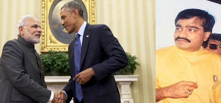 Hunt for Dawood goes global after Modi and Obama's joint statement