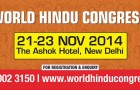 Three-day global Hindu meet to discuss challenges facing the community