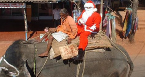 Video : Father Christmas an Indian  ?