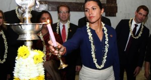 Bhagwad Gita 'perfect textbook' for leaders: US Congresswoman Tulsi Gabbard