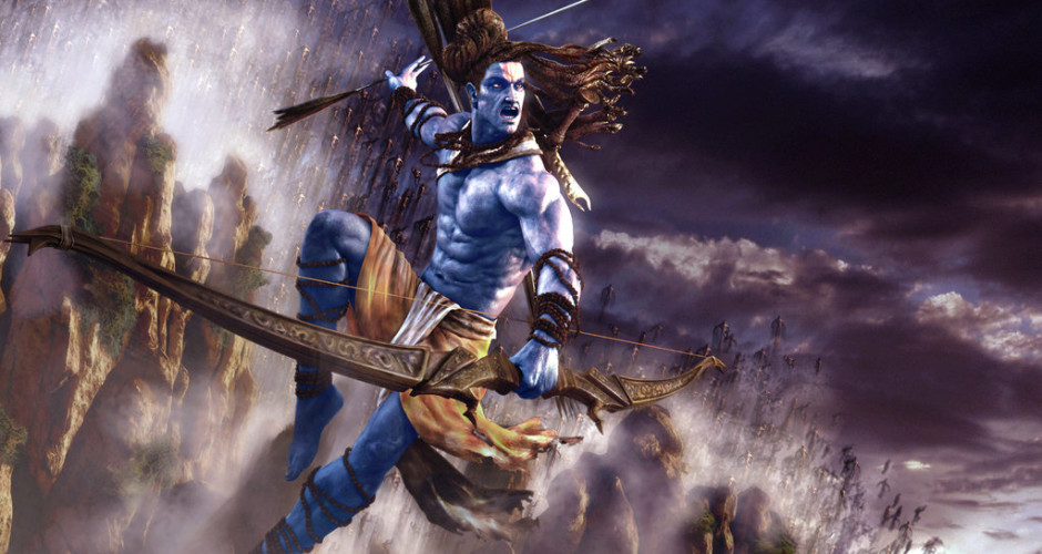 Ideal Hero – S'rii RAma and His Approach to War