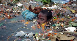 Sin' of polluting Ganga may soon be a crime
