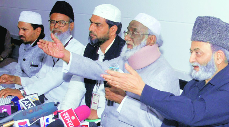 Muslim law board asks mosques to unite against the rising influence of Vedic culture