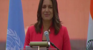 HHR Video : Tulsi Gabbard's Yoga Day Speech at UN Headquarters