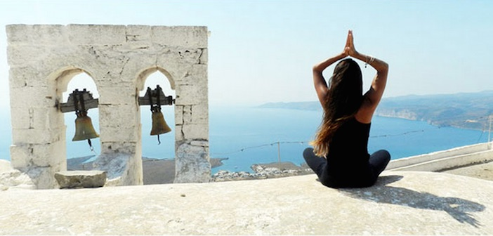 "Greek Church Says Forget Your Yoga: ""Incompatible with Orthodox Christianity"""
