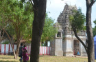 Military coordinates Hindu temple festival held in Sri Lankan HSZ