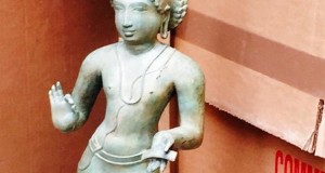 US officials recover Chola bronze idol stolen from Indian temple