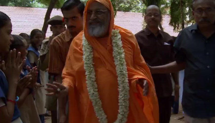 HHR Video : Trailer for 'Gurukulam' exploring Bhagavad Gita, shows slated for NYC