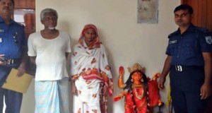 Muslim couple arrested in Bangladesh for worshipping Kali and reciting Koran