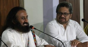 Sri Sri Ravi Shankar miffed with the Pope