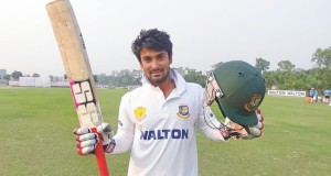 Bangladesh : Cricketer Liton Das' Puja greetings draw hate comments