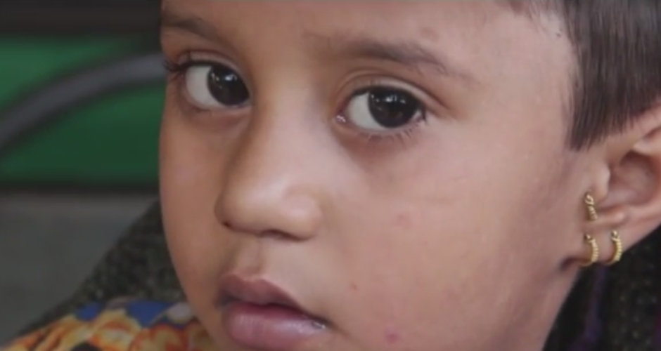 Desperate for Your Help : 4 Year Old Laxmi from Pakistan Suffering from Congenital Heart Disease