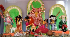 6 Hindu Deities desecrated in Natore