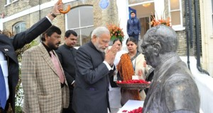 HHR Video : PM Modi Inaugurates Dr. B.R. Ambedkar Memorial In London