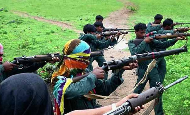 Why Naxalites never attack churches in Chhattisgarh: RSS leader