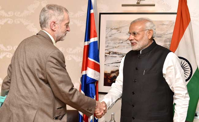 The Labour Party : Anti Modi & Anti India ?