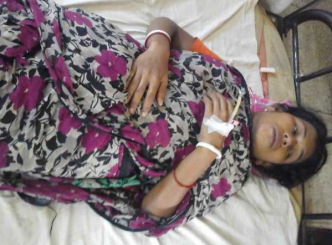 Police arrest eight over attack on Hindus in Feni; victim gives birth to dead child