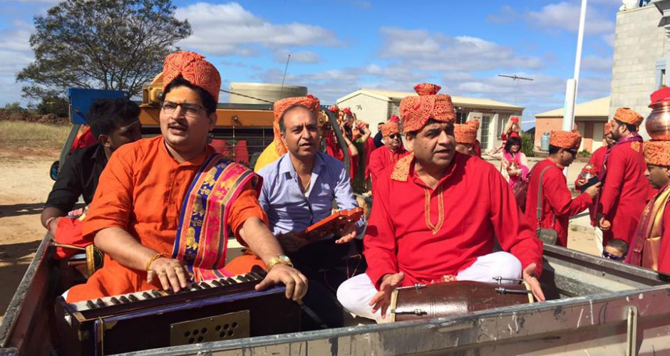 Australia's biggest Hindu temple opens amid rising Indian population