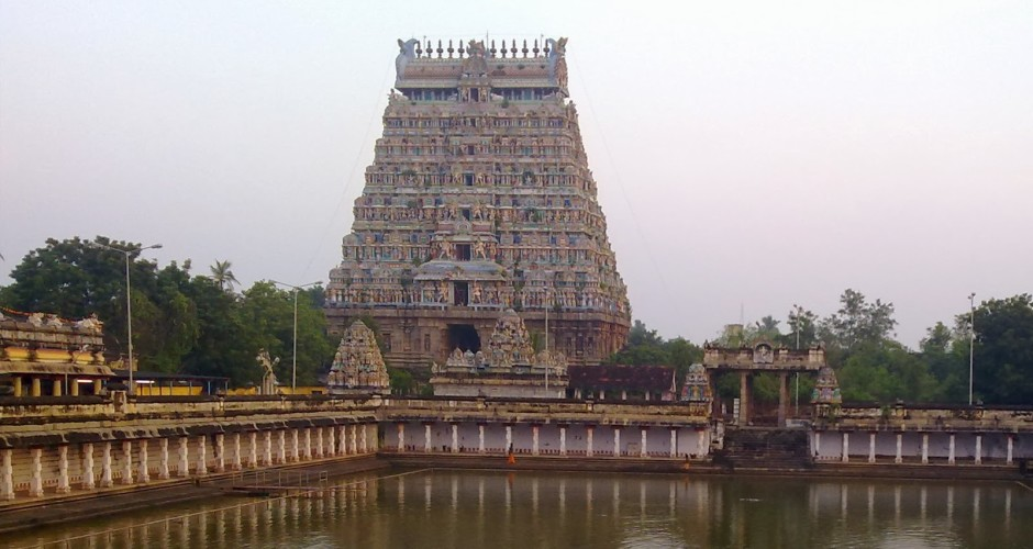 Fresh row over constructions at Chidambaram Temple