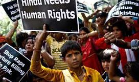 Dharna against 'atrocities' on Hindus