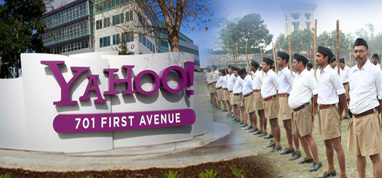 Is Yahoo Controlled by the RSS ?