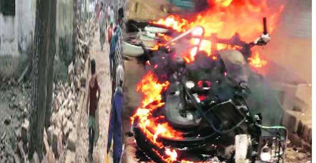 Video : Fatehpur tense after clashes during Makar Sankranti procession