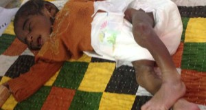 Babies starving as food runs low in Pakistan's drought-hit Tharparkar district