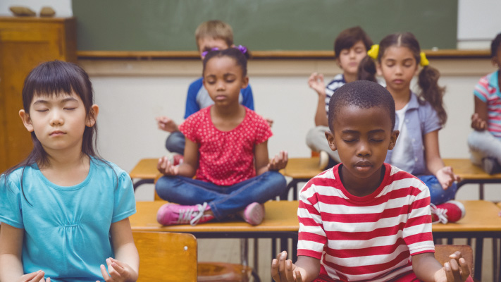 Parents offended by the 'Far East religion' of yoga, get 'Namaste' banned from school